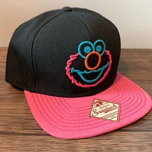 123 Sesame Street Elmo SnapBack Adjustable Hat
